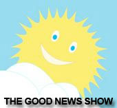 The Good News Show sunshine logo