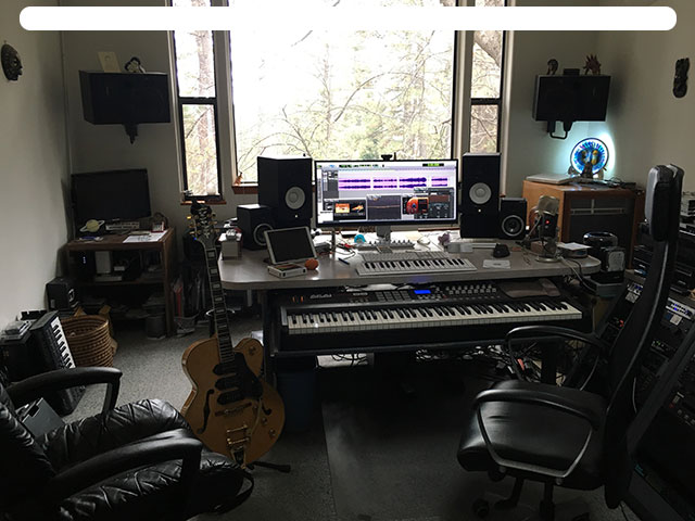 Mikail Graham's Studio - Main page